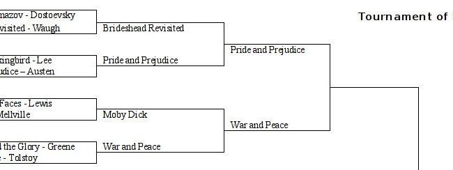 Tournament of Novels