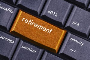 Retirement Keyboard