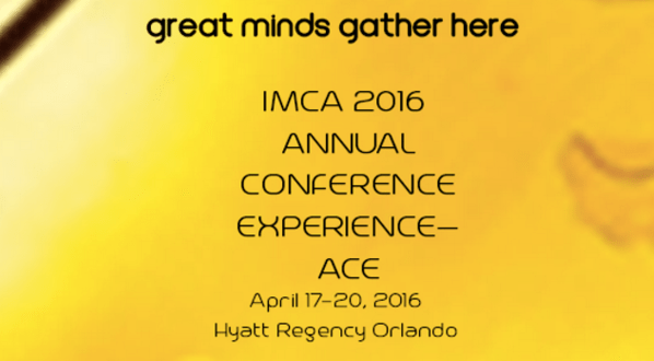 10 Great Ideas from IMCA 2016 Conference
