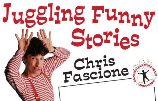 Juggling Funny Stories with Chris Fascione