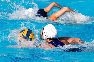 Waterpolo is geen dure sport