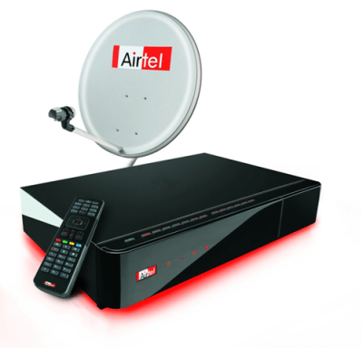 Airtel launches digital TV recorder (PVR)- woikr