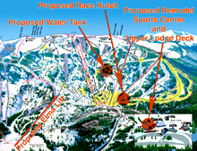 Wolf Creek Ski Area 2013/2014 Proposed Projects