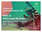 Cosmic Ski Mountianeering Race