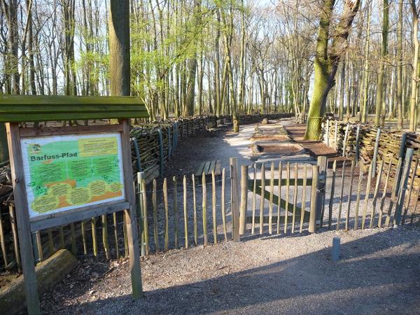 Barfuß-Park