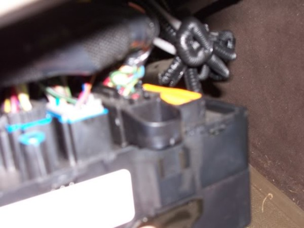 2006 Ford F350 Fuse Box Removal
