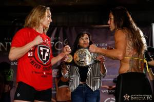 InvictaFC 6 Weigh-Ins - The Highs, The Lows, The Odds