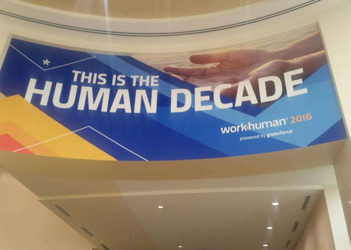 Checking in From #WorkHuman Day 1 – Happiness as a Business Strategy?