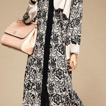 Abaya Fashion - Latest Abaya Style 11