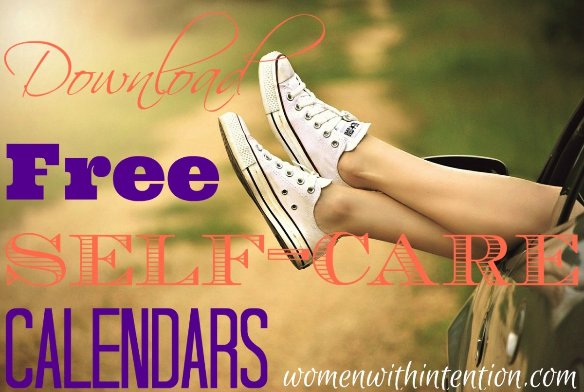 Self-Care Calendars
