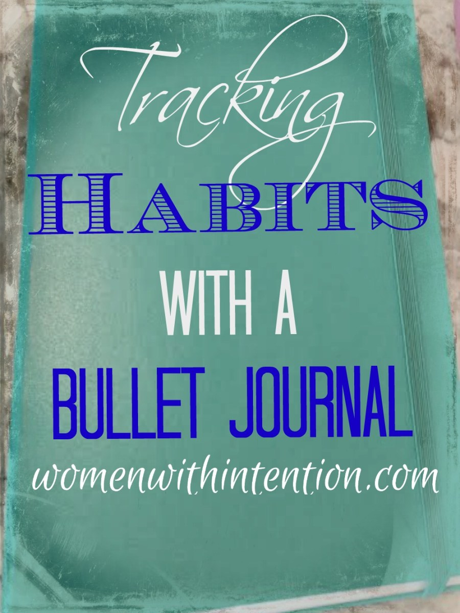 Tracking Habits With A Bullet Journal