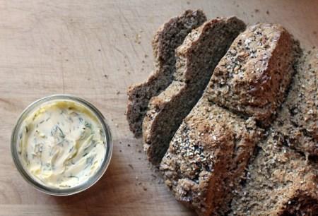 baking bread brown bread Irish soda bread whole grain whole wheat