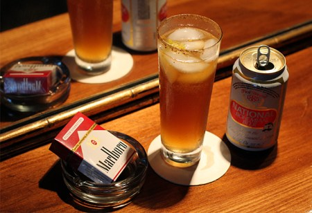The Ultimate Baltimore Beer Cocktail: Way Down in the Hole