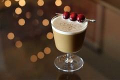 Festivus Cocktail: St. Festivus Flip