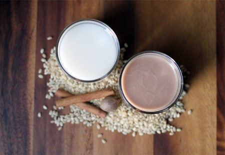 DIY Rice Milk: Flavorings