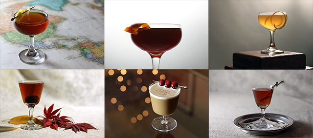 Holiday Cocktail Round-Up