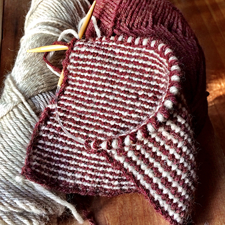 woven knits