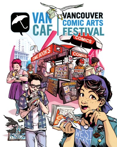 VANCOUVER, BC (because comics)