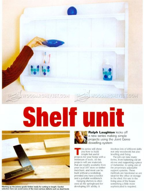 Medium Of Bathroom Shelf Plans