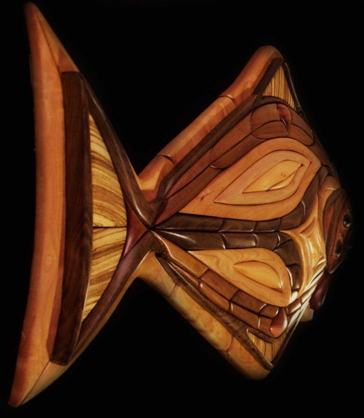 halibut tail angle