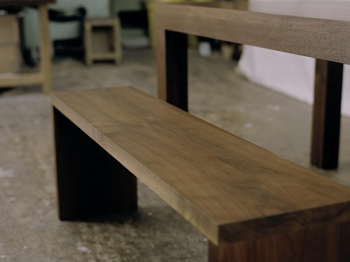ATDZ STOOL & BENCH アッツスツール ベンチ 木の椅子