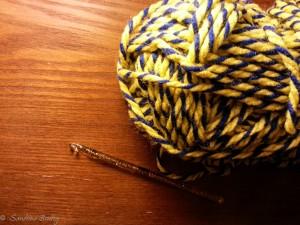 Pochette au crochet pour mon GPS - handbag in crochet for my GPS (2)