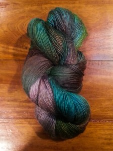 Blue Moon Fiber ART yarn - for Lan Su Garden cowl