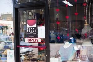 Pearl Fiber Art - Rose City Yarn Crawl