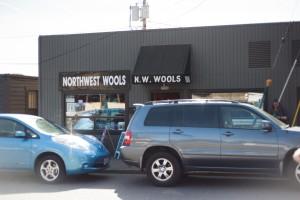 Rose city Yarn Crawl - Northwest wools