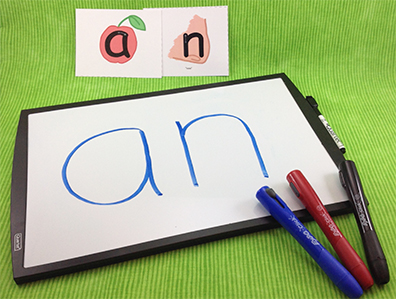 2. Helping Your Students Focus on a Word Family