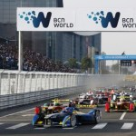 Lucas di Grassi is the winner in the Beijing ePrix