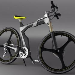 Artless e-bike concept