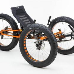 ICE Full Fat 26FS Antarctica trike
