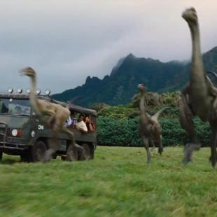 Jurassic World - Official Trailer #1