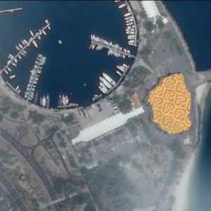The biggest animated GIF viewed from space