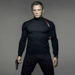 First Teaser Trailer for SPECTRE!