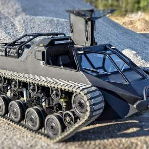 Ripsaw EV-2 'luxury tank'
