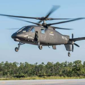 S-97 RAIDER super-fast helicopter First Flight