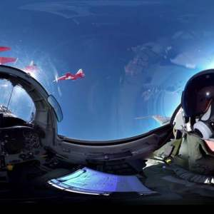 Fighter Jet 360° Experience