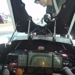 From 0 to 316mph in 3.77 Seconds - POV video