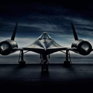 The Essence of the SR-71 Blackbird by Blair Bunting