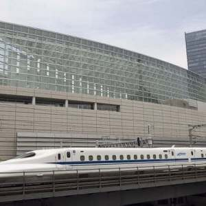 A Japanese-style Bullet Train for Texas