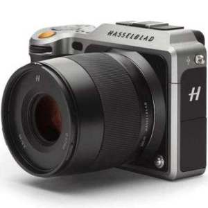 Hasselblad mirrorless X1D medium format Camera