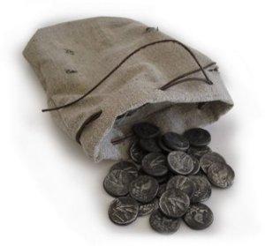 30 pièces d'argent