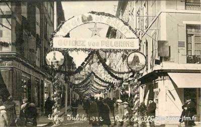 Souvenir du Jubilé de 1932