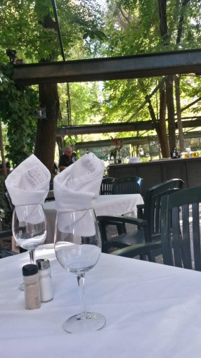 Restaurante La Mimbre Alhambra