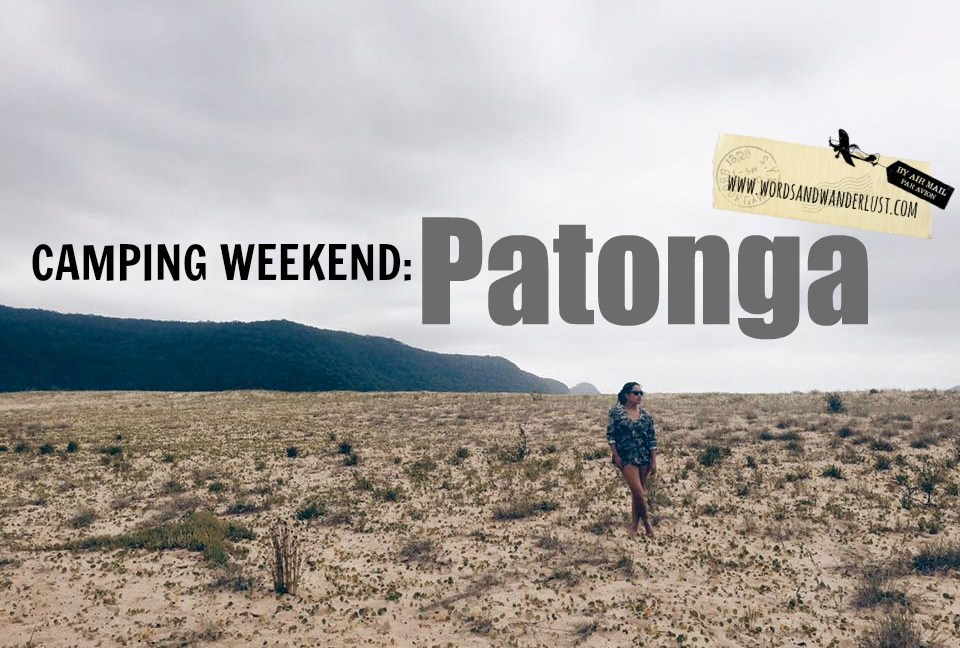 Camping Patonga - Words and Wanderlust