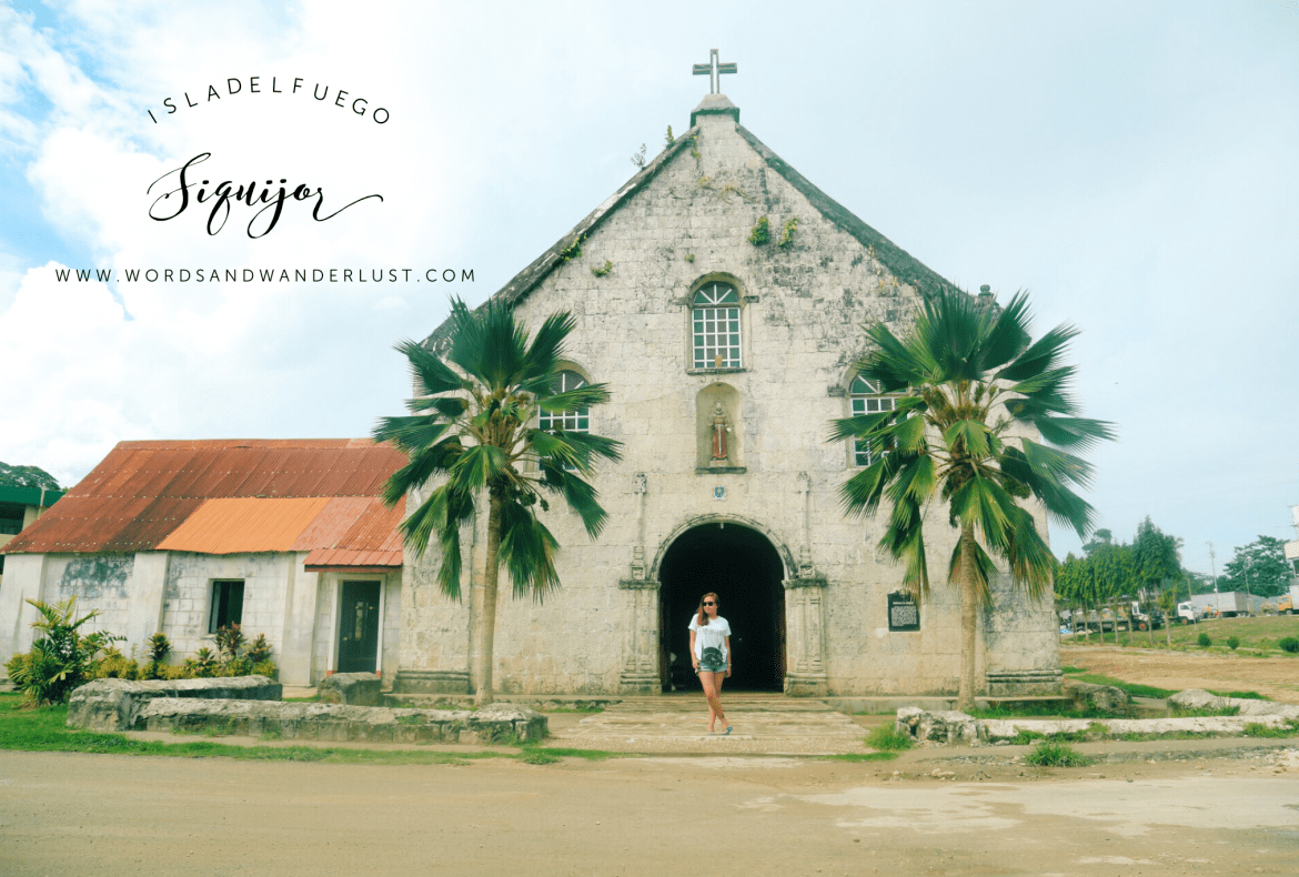 Siquijor - Words and Wanderlust