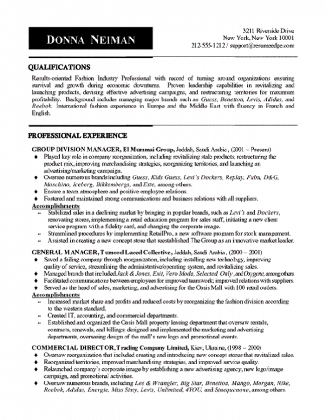 project management marketing manager resume marketing manager cover