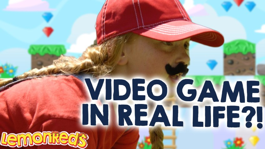 Video Game in Real Life